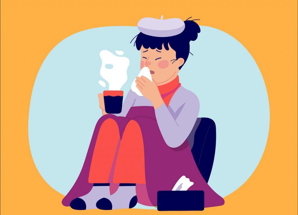 Fique atento às doenças de inverno