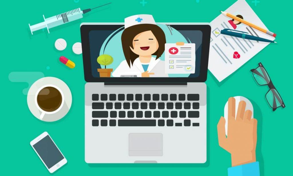 O atendimento remoto é uma possibilidade concreta para facilitar o acesso à saúde, economizando tempo e dinheiro