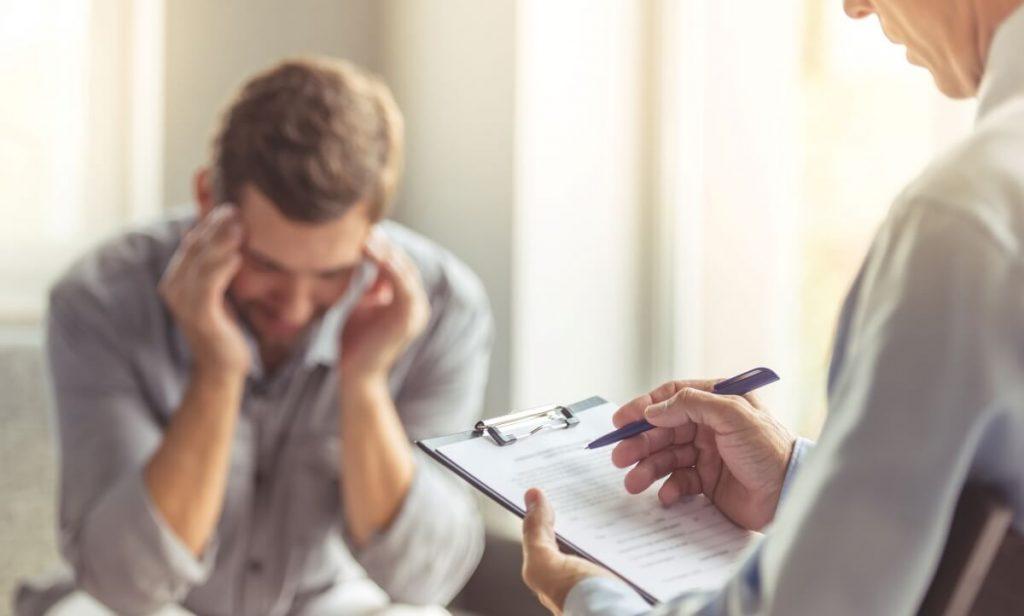 É importante buscarmos ajuda especializada no cuidado à saúde mental.
