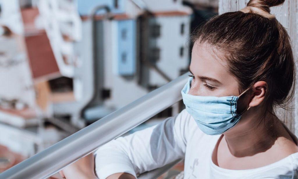 A pandemia trouxe efeitos negativos para a saúde mental