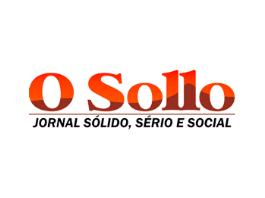 "Matéria sobre a Sami no jornal ""O Sollo"""