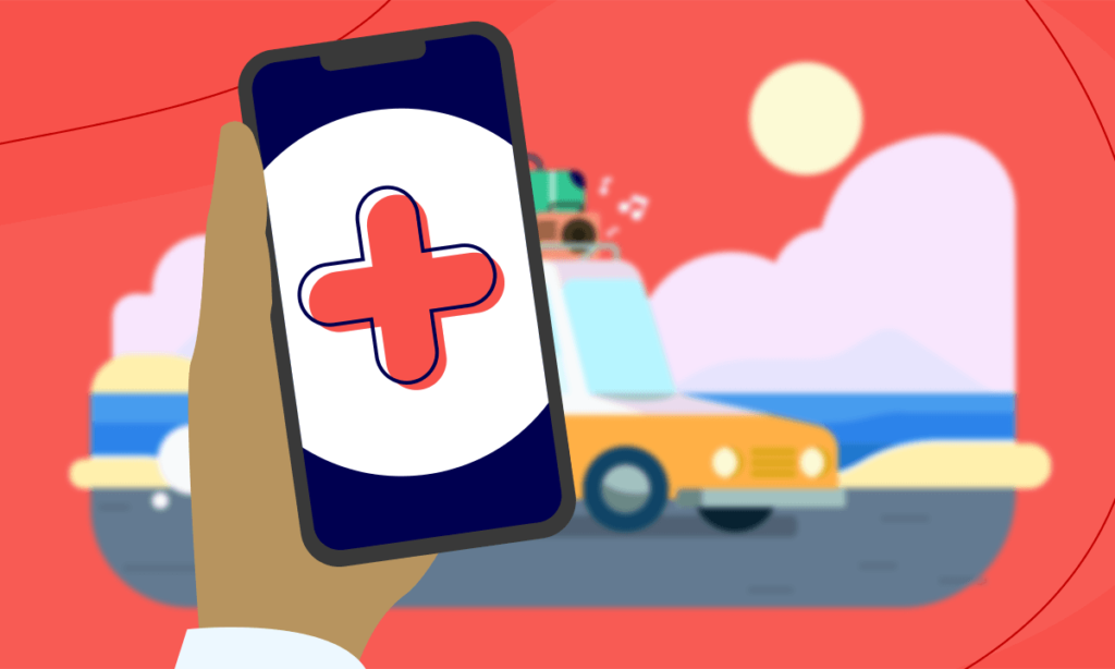 O seguro-viagem ajuda a minimizar os transtornos provocados por imprevistos