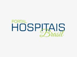 Marca do portal Hospitais Brasil
