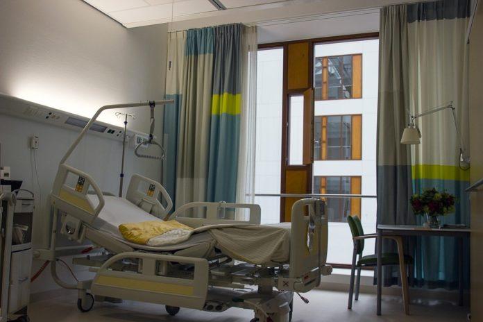 Imagem de quarto de hospital, presente no texto sobre abrangência de plano de saúde no blog da Sami